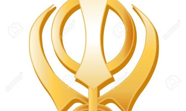 Apabila Calon Pilihanraya Memakai Simbol Khanda