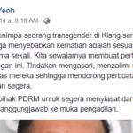 Benarkah Transgender Dibunuh Kerana Jenayah Kebencian?