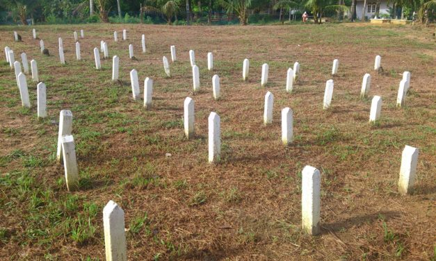 Adab-Adab Menziarahi Kubur